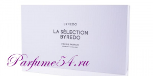 BYREDO La Selection Byredo 6x12ml