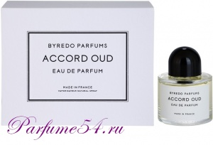 BYREDO Accord Oud Present Pack Luxe TESTER