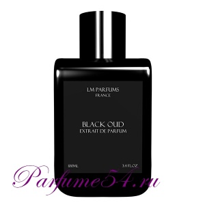 Laurent Mazzone Black Aoud LM TESTER