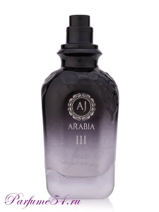 AJ Arabia Private Collection III TESTER