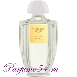 Creed Cedre Blanc TESTER