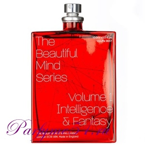 Escentric Molecules The Beautiful Mind Series Volume 1 Intelligence & Fantasy TESTER