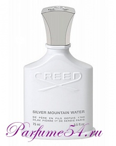 Creed Silver Mountain Water TESTER