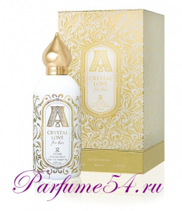 Attar Collection Crystal Love For Her 100 мл