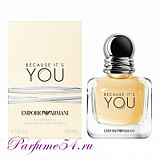 Giorgio Armani Emporio Because It's You 100 мл