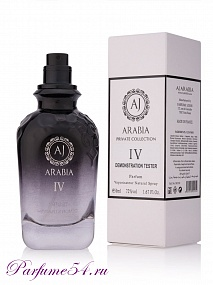 AJ Arabia Private Collection IV TESTER