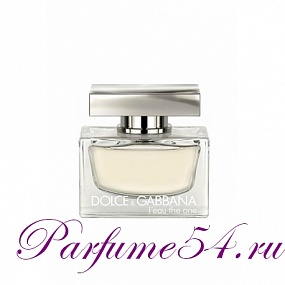 Dolce Gabbana L`eau The One TESTER 75 мл