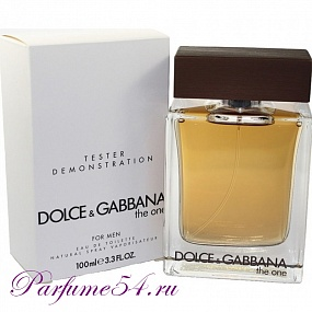 Dolce Gabbana The One For Men TESTER 100 мл
