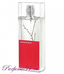 Armand Basi in Red EDT TESTER 100 мл