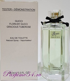 Gucci Flora by Gucci Gracious Tuberose TESTER