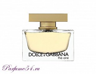 Dolce&GabbanaThe One Woman EDP TESTER