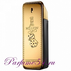Paco Rabanne 1 Million Monopoly Collector Edition TESTER 100 мл