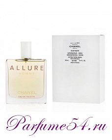 Chanel Allure Homme EDT TESTER 100 мл