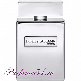 Dolce Gabbana The One For Men Platinum Limited Edition TESTER 100 мл