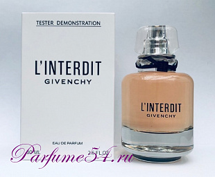 Givenchy  L'Interdit TESTER 80 мл