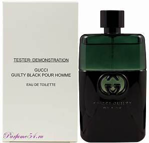 Gucci Guilty Black Pour Homme TESTER 90 мл