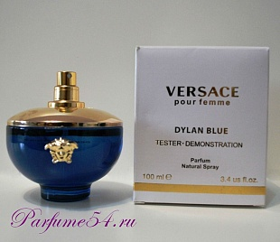 Versace Dylan Blue Pour Femme TESTER 100 мл
