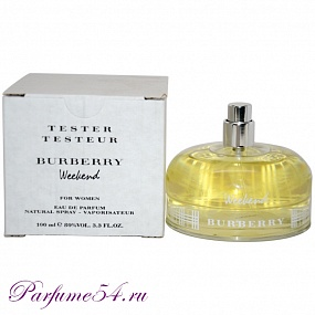 Burberry Weekend for Women EDP TESTER 100 мл
