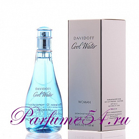 Davidoff Cool Water Women TESTER 100 мл