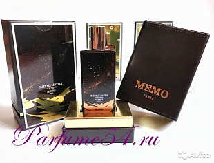 Memo Oriental Leather 75 мл