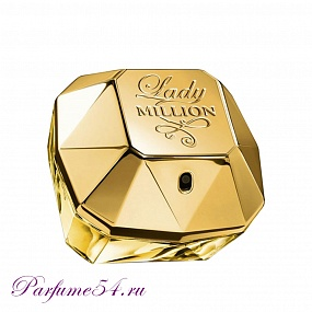 Paco Rabanne Lady Million TESTER 80 мл
