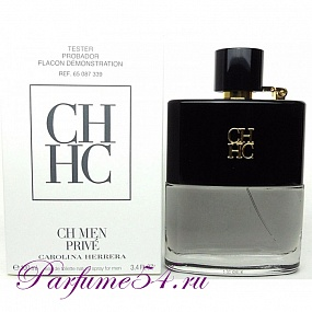 Carolina Herrera CH Men Prive TESTER 100 мл