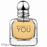 Giorgio Armani Emporio Because It's You TESTER 100 мл